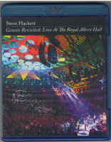 Steve Hackett Genesis Revisited Live At The Royal Albert Hall (Blu-ray)*
