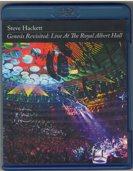 Steve Hackett Genesis Revisited Live At The Royal Albert Hall (Blu-ray)* на Blu-ray