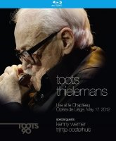 Toots Thielemans Live at le Chapiteau Opera de Liege May 17 2012 (Blu-ray)*