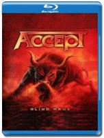 Accept Blind Rage Live In Chile (Blu-ray)*