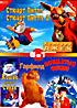 Стюарт Литтл 1,2 / Кенгуру Джек / Кошки против собак / Гарфилд / Лохматый спецназ на DVD