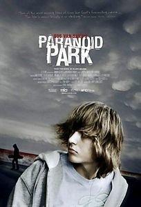 Параноид Парк  на DVD