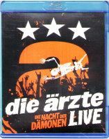 Die Arzte Live Die Nacht der Damonen (Blu-ray)