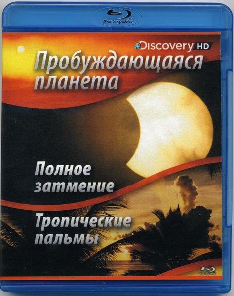 Discovery: Пробуждающаяся планета. Полное затмение / Тропические пальмы (Blu-ray) на Blu-ray