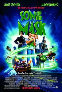 Сын маски на DVD