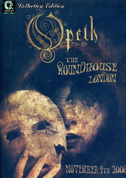 Opeth  The Roundhouse Tapes на DVD