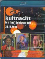 Die ZDF Kultnacht Ich find Schlager toll (Blu-ray)
