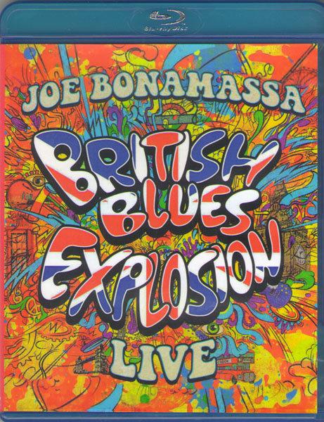 Joe Bonamassa British Blues Explosion Live (Blu-ray)*