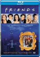 Друзья 1 Сезон (24 серии) (2 Blu-ray)