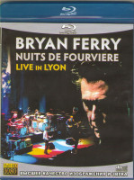 Bryan Ferry Nuits de fourviere (Blu-ray)*