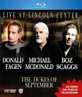 The Dukes of September Live From The Lincoln Center (Blu-ray)