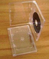 Коробка для DVD-диска Стекло на 1 шт