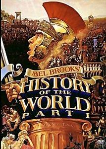 Всемирная история на DVD
