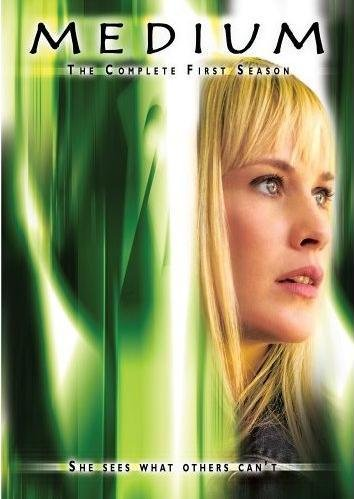 Медиум 1 Сезон (16 серий) (2 DVD) на DVD