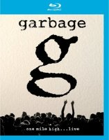 Garbage One Mile High Live (Blu-ray)*