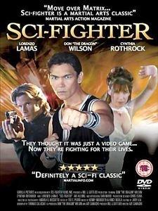 Фантастический боец на DVD