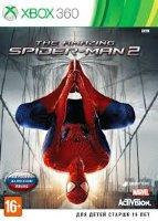 Новый Человек паук 2 The amazing spider man 2 (Xbox 360)