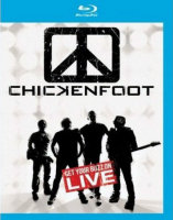 Chickenfoot Get Your Buzz On Live (Blu-ray)*