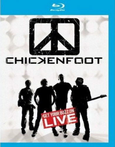 Chickenfoot Get Your Buzz On Live (Blu-ray)* на Blu-ray
