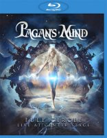 Pagans Mind Full Circle Live At Center Stage (Blu-ray)
