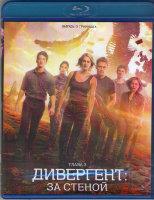 Дивергент глава 3 За стеной (Blu-ray)