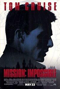 Миссия невыполнима  на DVD