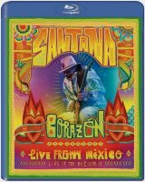 Santana Corazon Live From Mexico (Blu-ray)*