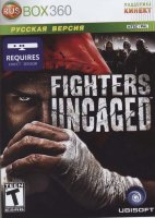 Fighters Uncaged  (Xbox 360 Kinect)