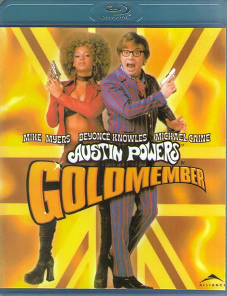 Остин Пауэрс Голдмембер (Blu-ray)* на Blu-ray