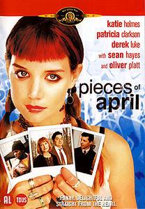 Эйприл (Части Эйприл) на DVD