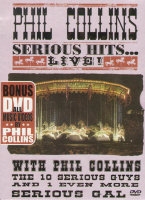 Phill Collins Serious Hits Live
