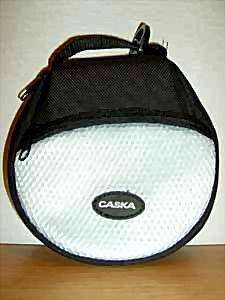 Сумка для 26 дисков Caska Portable (голубой цвет)