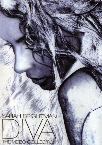 Sarah Brightman - Diva: The Video Collection на DVD