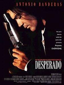 Отчаянный / Однажды в мексике на DVD