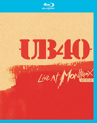UB40 Live At Montreux (Blu-ray)*