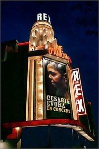 Cesaria Evora - Live D'amor на DVD