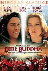 Маленький Будда  на DVD