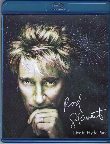 Rod Stewart Live in Hyde Park (Blu-ray) на Blu-ray