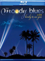 The Moody Blues Lovely To See You Live (Blu-ray)*