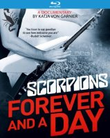 Scorpions Forever And A Day (Blu-ray)
