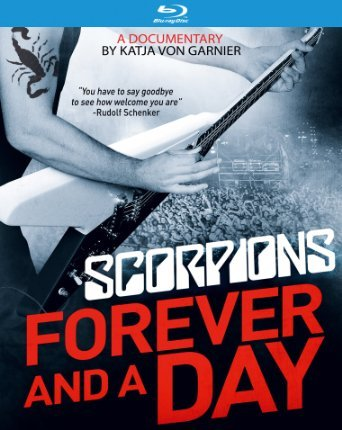 Scorpions Forever And A Day (Blu-ray)* на Blu-ray