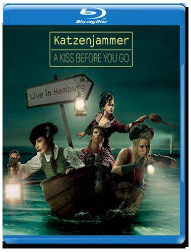 Katzenjammer A Kiss Before You Go Live in Hamburg (Blu-ray)* на Blu-ray