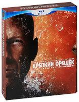 Крепкий орешек Пенталогия (5 Blu-ray)