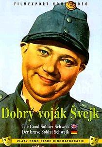 Бравый солдат Швейк на DVD