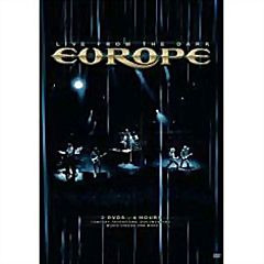 Europe - Live from the Dark на DVD