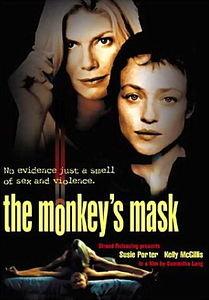 Маска обезьяны  на DVD