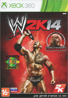 WWE 2K14 (WWE Smack Down vs Raw 2014) (Xbox 360)