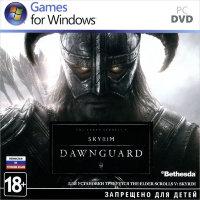 The Elder Scrolls V Skyrim Дополнение Dawnguard (код загрузки)