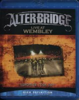 Alter Bridge Live at Wembley European Tour 2011 (Blu-ray)
