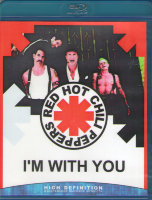 Red Hot Chili Peppers Im With You (Blu-ray)